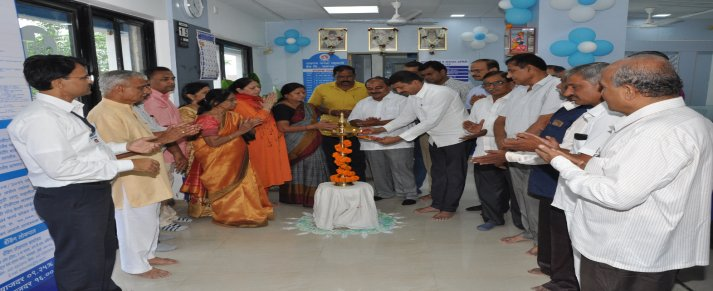 BHADGAON BRANCH OPENING
